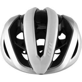 HJC Valeco Road Kask rowerowy, silver/white